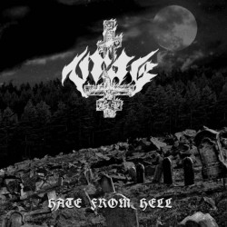 Vrag - Hate From Hell, CD