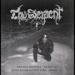 Thy Serpent - Frozen Memory / Into Everlasting Fire, Digi CD