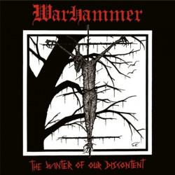 Warhammer - The Winter Of Our Discontent, LP (white)