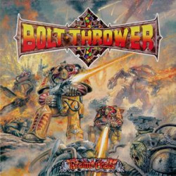 Bolt Thrower - Realm of Chaos, LP