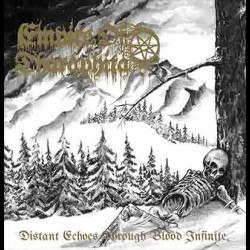Empire of Tharaphita - Distant Echoes Through Blood Infinite, CD