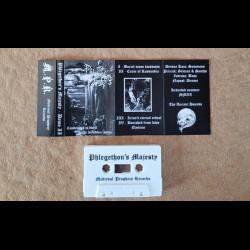 Phlegethon's Majesty - Demo II, Tape