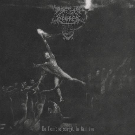 Norman Shores - De l'ombre surgit la lumière, CD