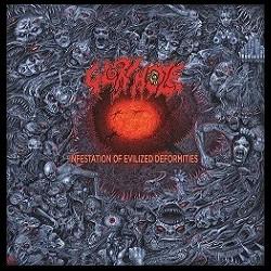 Glory Hole - Infestation of Evilized Deformities, Tape