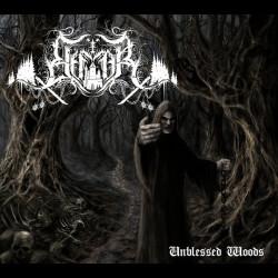 Elffor - Unblessed Woods, Digi CD