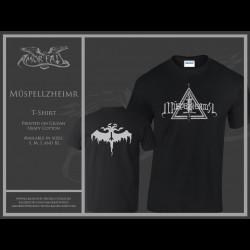 Múspellzheimr - Logo, Shirt