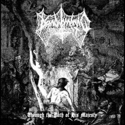Demonomantic - Through the Path of His Majesty, LP