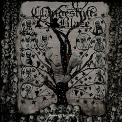 Clandestine Blaze - Secrets of Laceration, CD