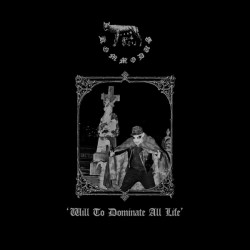 Kommodus - Will to Dominate All Life, Digi CD