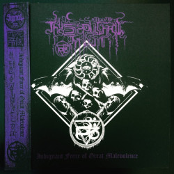 Thy Sepulchral Moon - Indignant Force Of Great Malevolence, LP