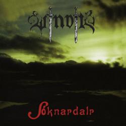 Windir - Sóknadalr, DLP (black)