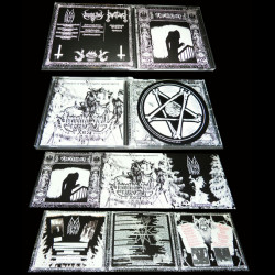 Ensom Skogen/Forgotten Spell/Moonblood - Split, CD