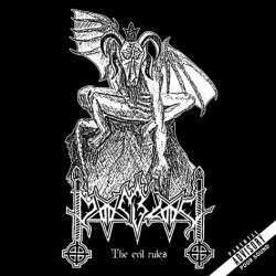 Moonblood - The Evil Rules, CD