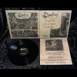 Dauþuz - Grubenfall 1727, LP (black)