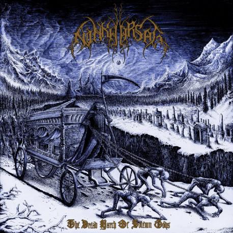 Ninkharsag - The Dread March Of Solemn Gods , Digi CD