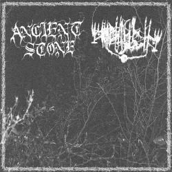 Ancient Stone / Nächtlich - Split, LP