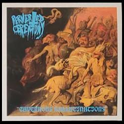 Perverted Ceremony - Cavernous Hallucinations, EP