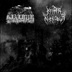 Gjaldur / Krypta Nicestwa - Von alten Gräbern, LP