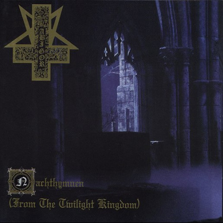 Abigor - Nachthymnen (From the Twilight Kingdom), Digi CD