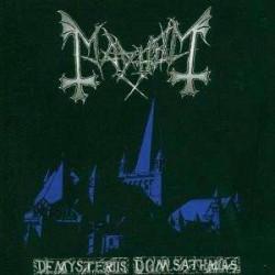 Mayhem - De Mysteriis Dom Sathanas, LP