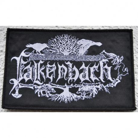 Falkenbach - Logo, Patch