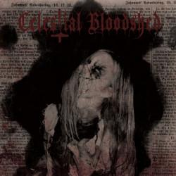 Celestial Bloodshed - Cursed, Scared And Forever Possessed, Digi CD