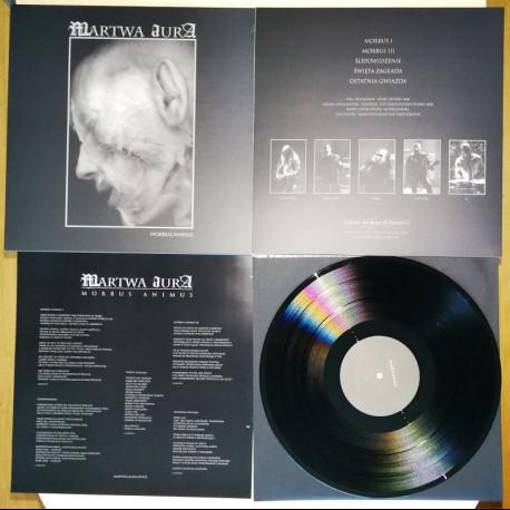Martwa Aura - Morbus Animus, LP