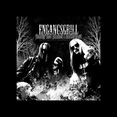Nattefrost / Fenriz' Red Planet  - Engangsgrill, LP