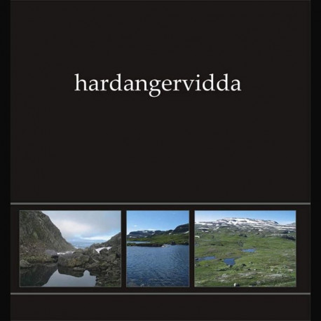 Ildjarn-Nidhogg - Hardangervidda Part I, Digibook CD