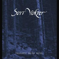 Sort Vokter - Folkloric Necro Metal, Digibook CD