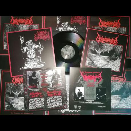 Hell's Coronation / Hepatomancy  - Morbid Spells / De Tyrannide Daemonum, LP