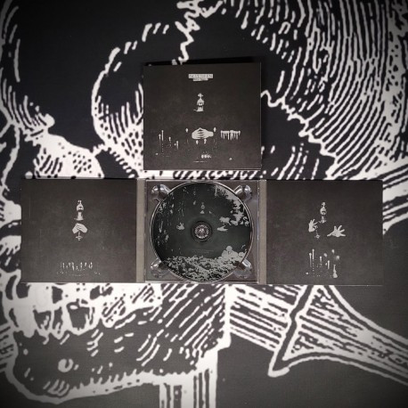 Pa Vesh En - Maniac Manifest, Digi CD