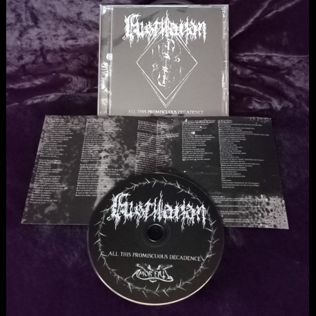 Fustilarian - All This Promiscuous Decadence, CD