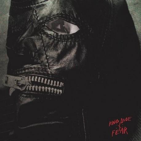 King Dude - Fear, Digi CD (w. cut out)