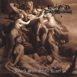 Wind Of The Black Mountains - Black Sun Shall Rise, LP