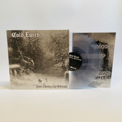 Cold Earth - Your Misery, My Triumph, LP (clear)