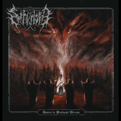 Sarkrista - Sworn to Profound Heresy, LP