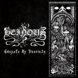 Heinous - Gospels of Insanity, CD