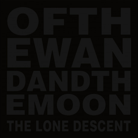 Of The Wand & The Moon - The Lone Descent, Digi CD