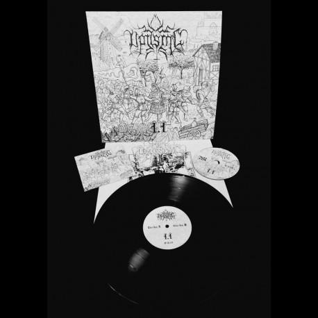 Uprising - I.I, LP + CD