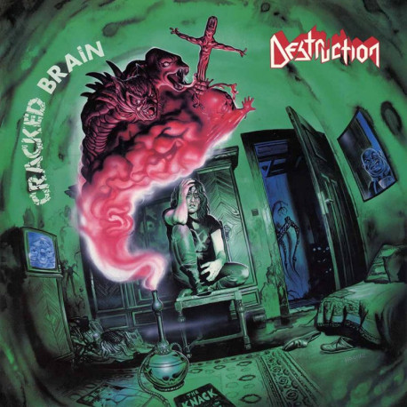 Destruction - Cracked Brain, LP