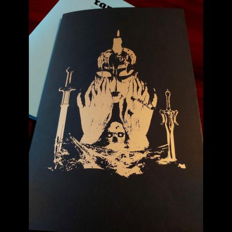 Shining Halls of Night, Booklet