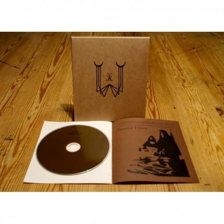 Aeoga - Temple Treye, CD