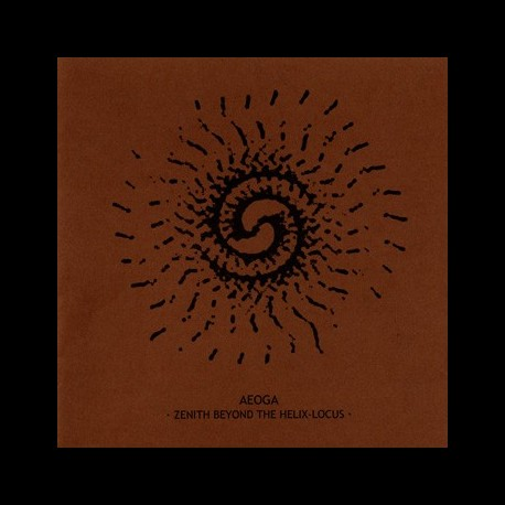 Aeoga - Zenith Beyond The Helix-Locus, CD