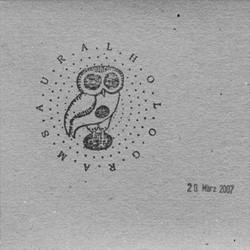 Aural Holograms Vol. I, CD