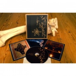 Halo Manash - Wesieni Wainajat, CD