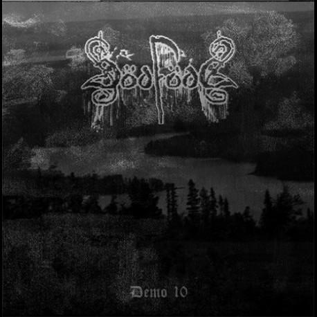 Dödfödd - Demo10, CD