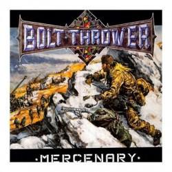 Bolt Thrower - Mercenary, LP