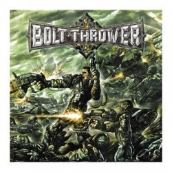 Bolt Thrower - Honour - Valour - Pride, DLP