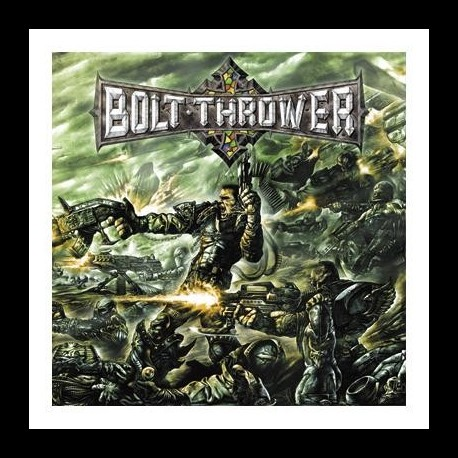 Bolt Thrower - Honour - Valour - Pride, DLP